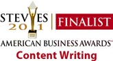 HR360 Finalist in the 2011 American Business Awards for Content Writing