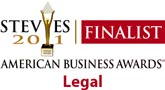 HR360 Finalist in the 2011 American Business Awards for Legal