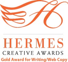 HR360 wins a 2011 Hermes Creative Gold Award for Writing/Web Copy