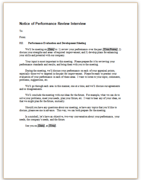 Performance Review Preparation on coaching objectives examples, employee development objectives examples, performance management goals examples,