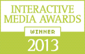 2013 Interactive Media Award for Business-to-Business